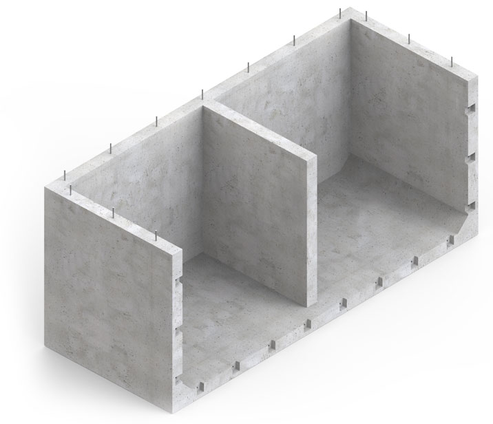 zbiorniki modułowe